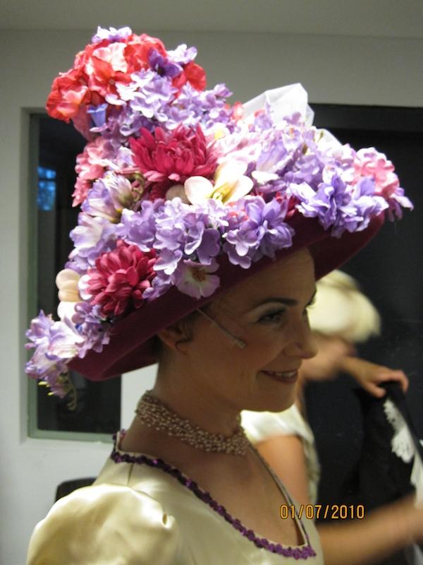 Lisa Henningsohn - Eliza - My fair Lady